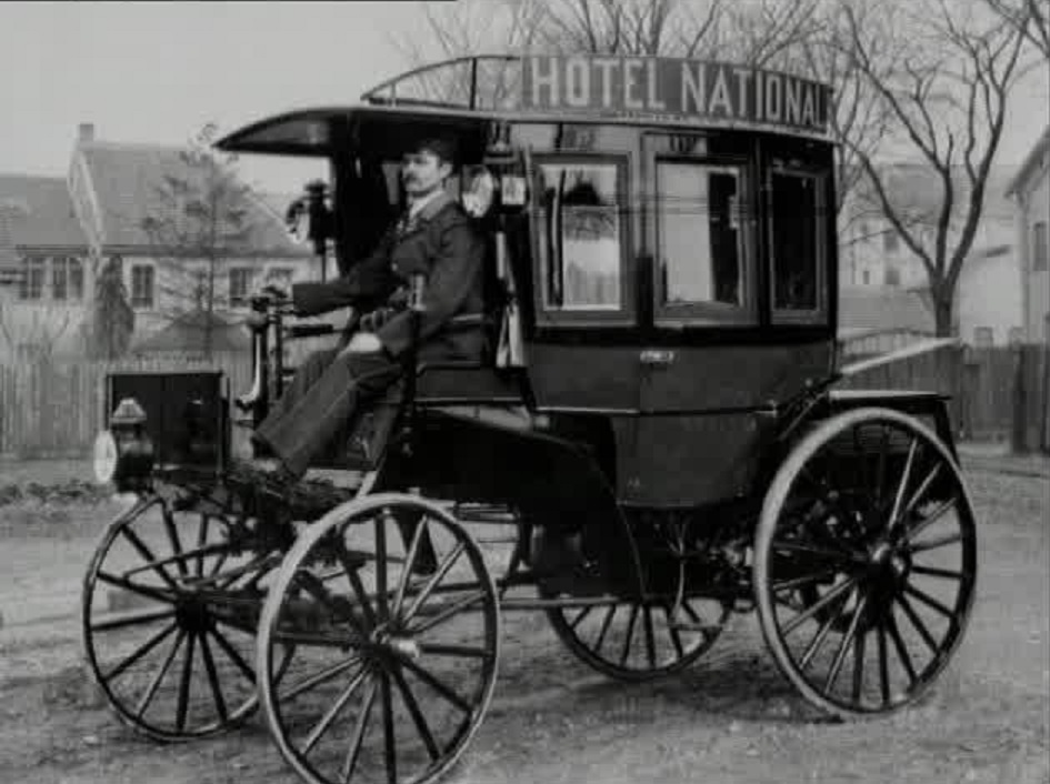 1895 Mercedes Benz Omnibus