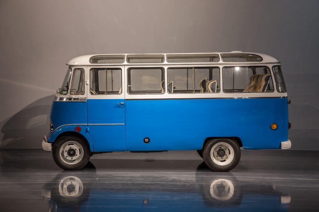 1960 Mercedes Omnibus panoramic bus