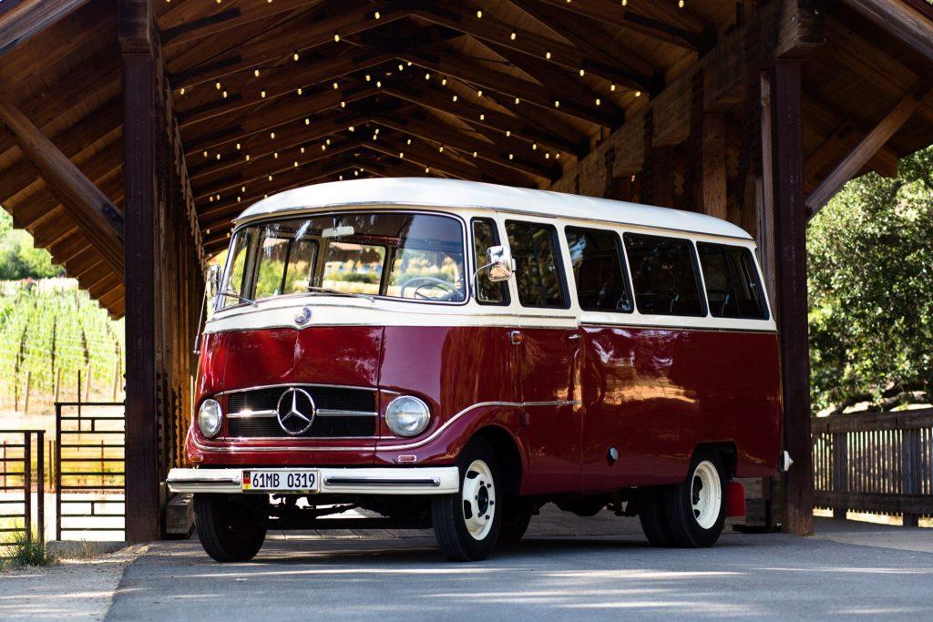 1961 Mercedes O319 Omnibus