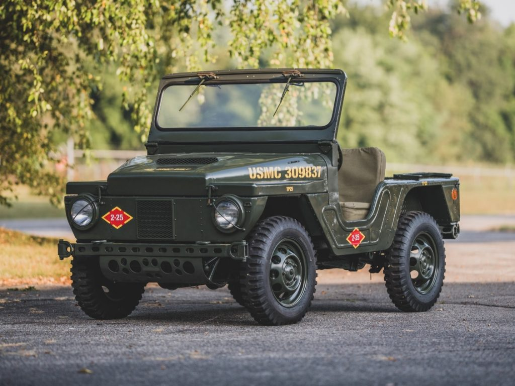 1963 AMC Mighty Mite M422A1