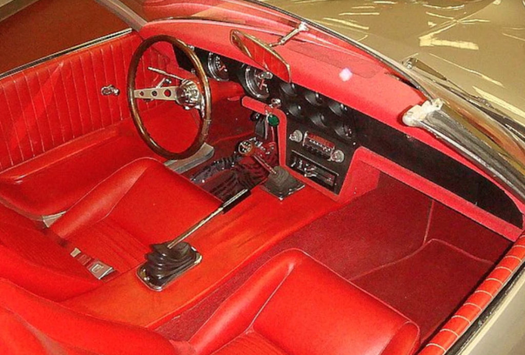 1964 Pontiac Banshee concept | Napoli