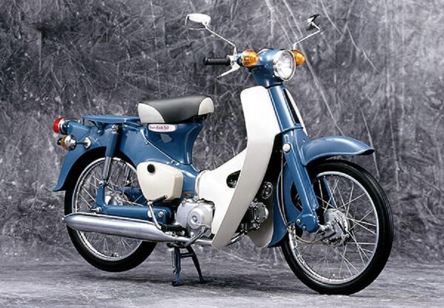 1966 Honda Super Cub C50