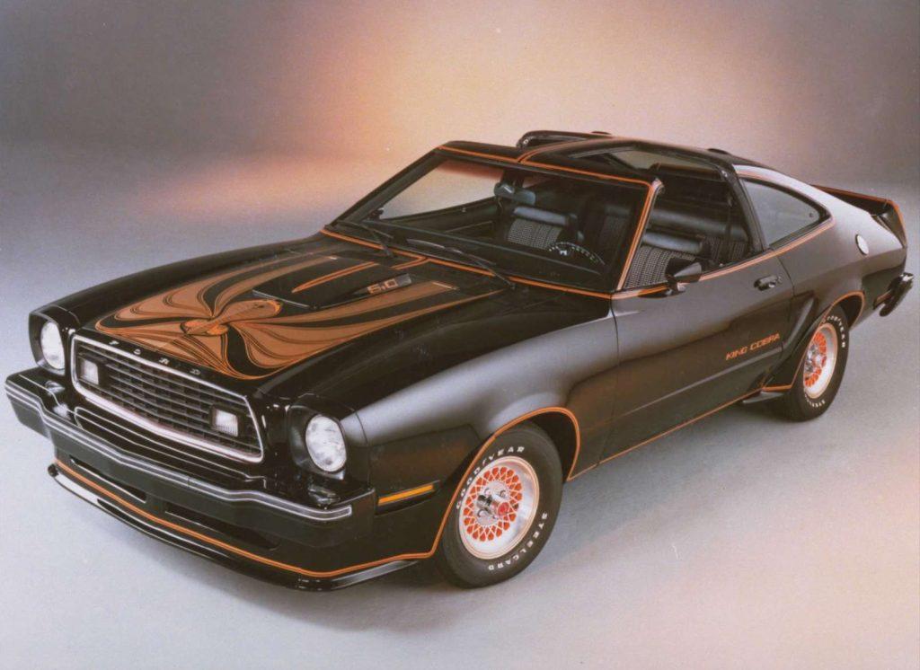 1978 Ford Mustang II King Cobra