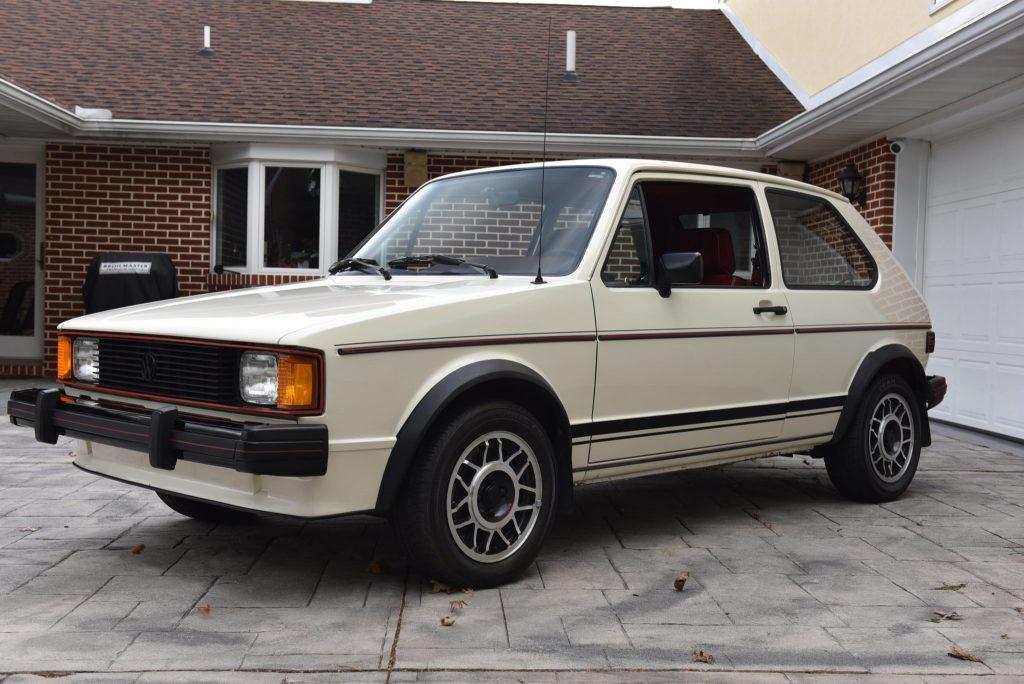1983 Volkswagen GTI Callaway