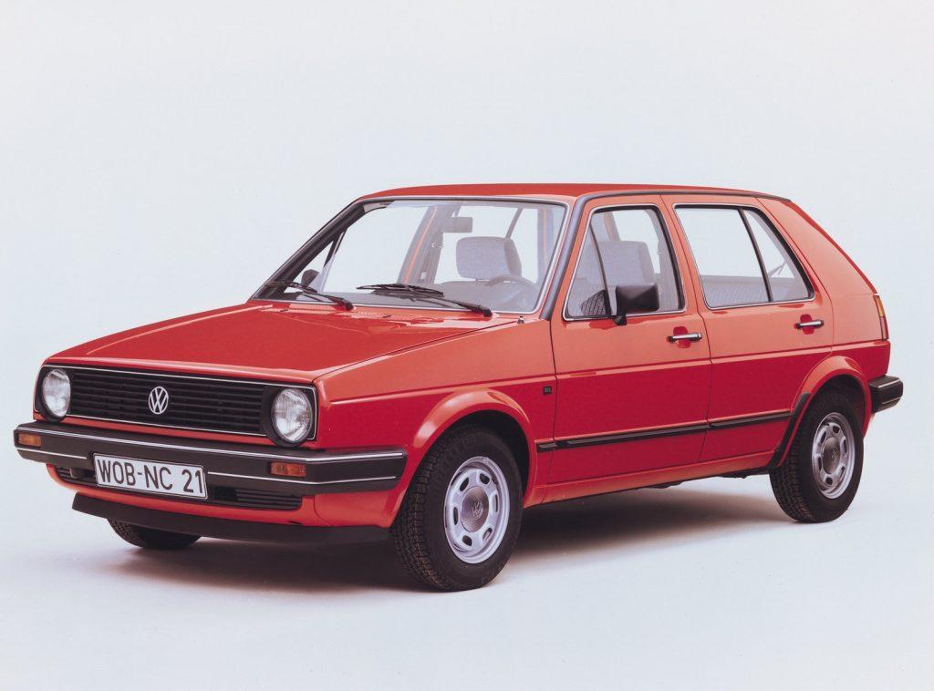1983 Volkswagen Golf Mk2