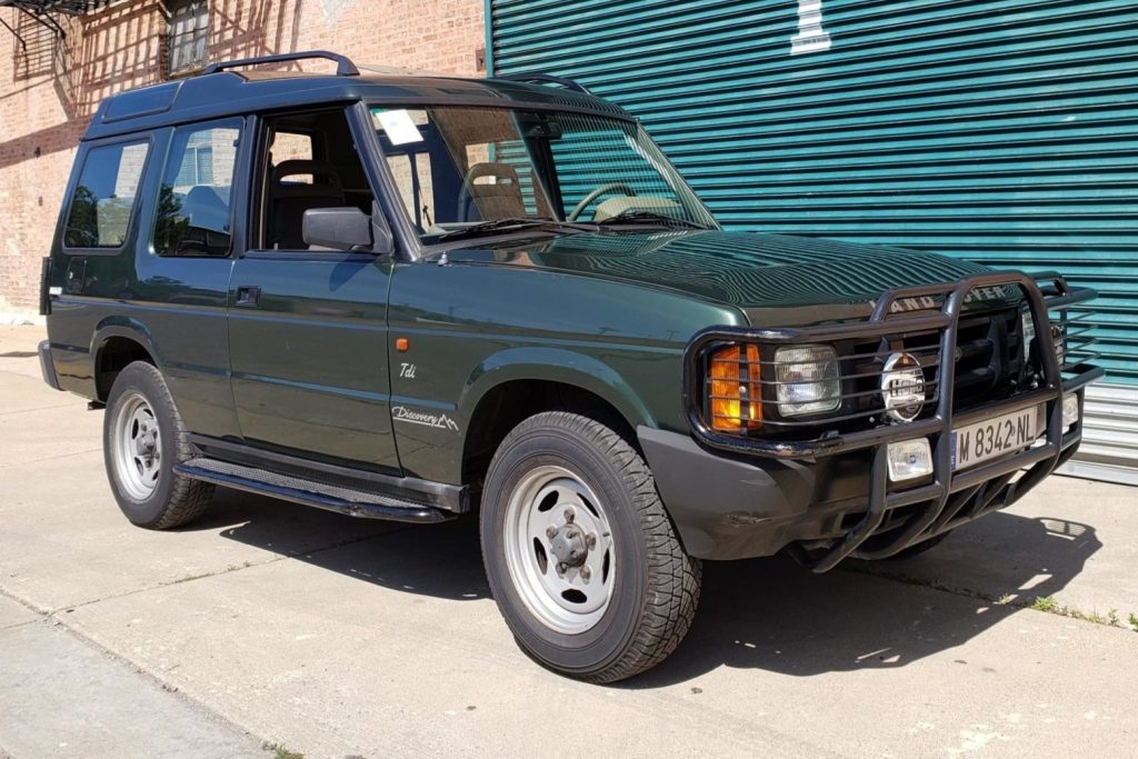 1992 Land Rover Discovery 200Tdi