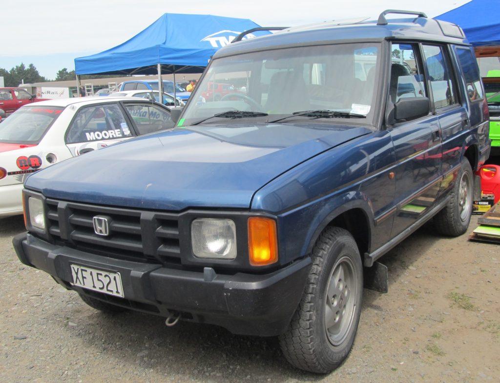 1994 Honda Crossroad
