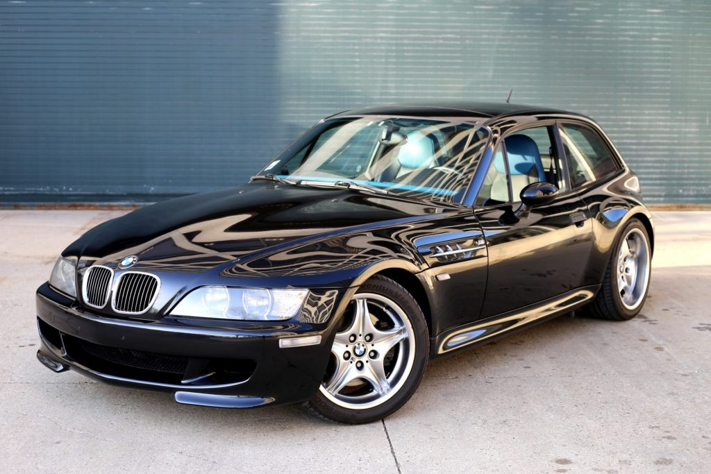 2001 BMW M Coupe
