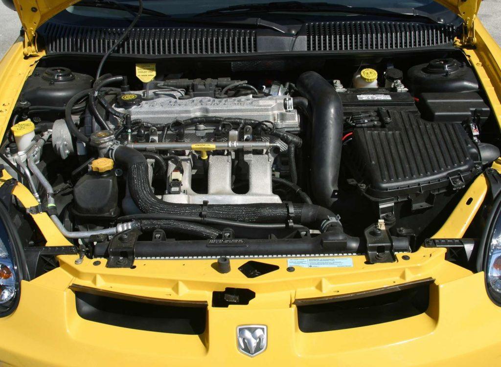 2003 Dodge Neon SRT-4 engine