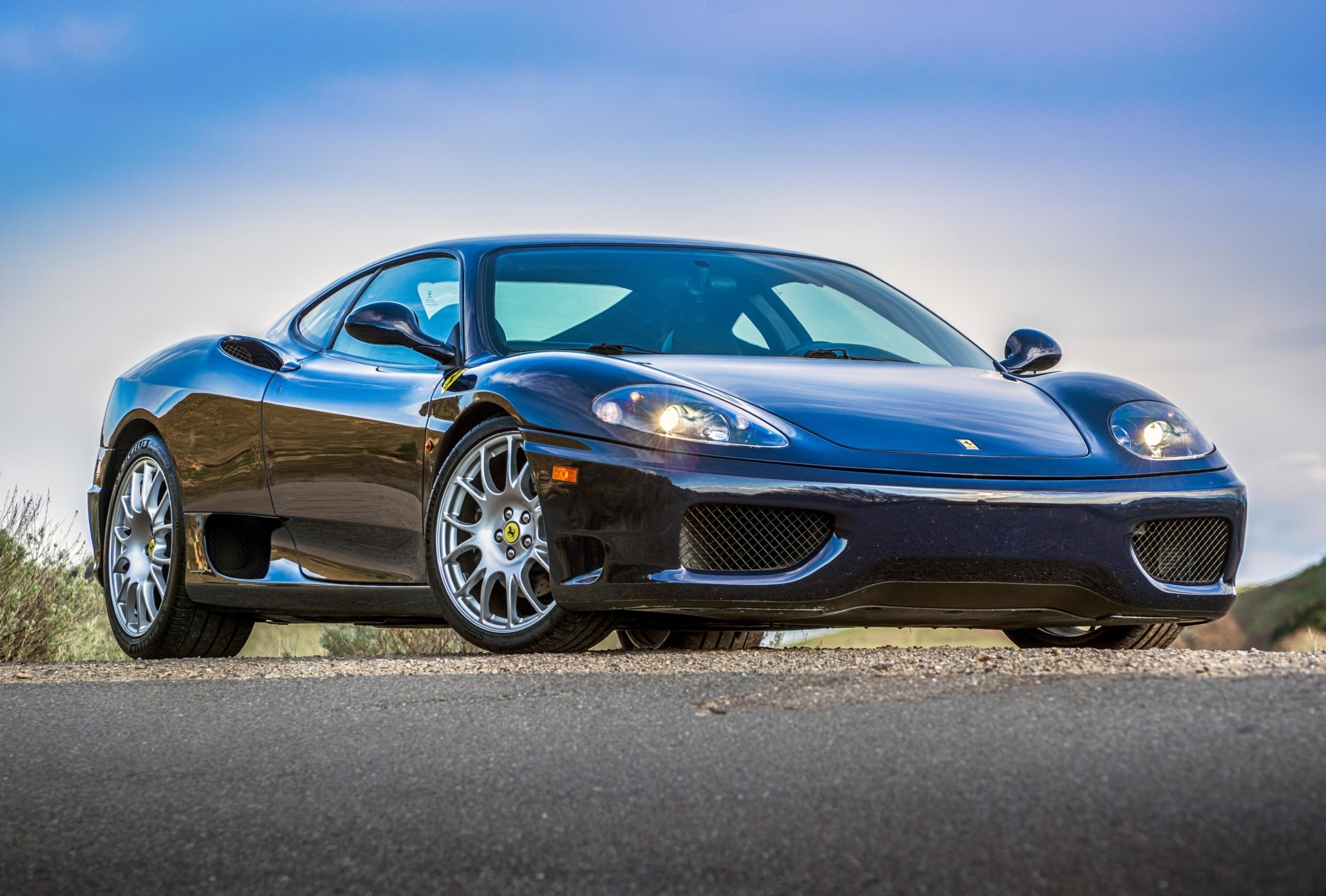 A Ferrari 360 Is A Surprisingly Affordable Everyday Supercar