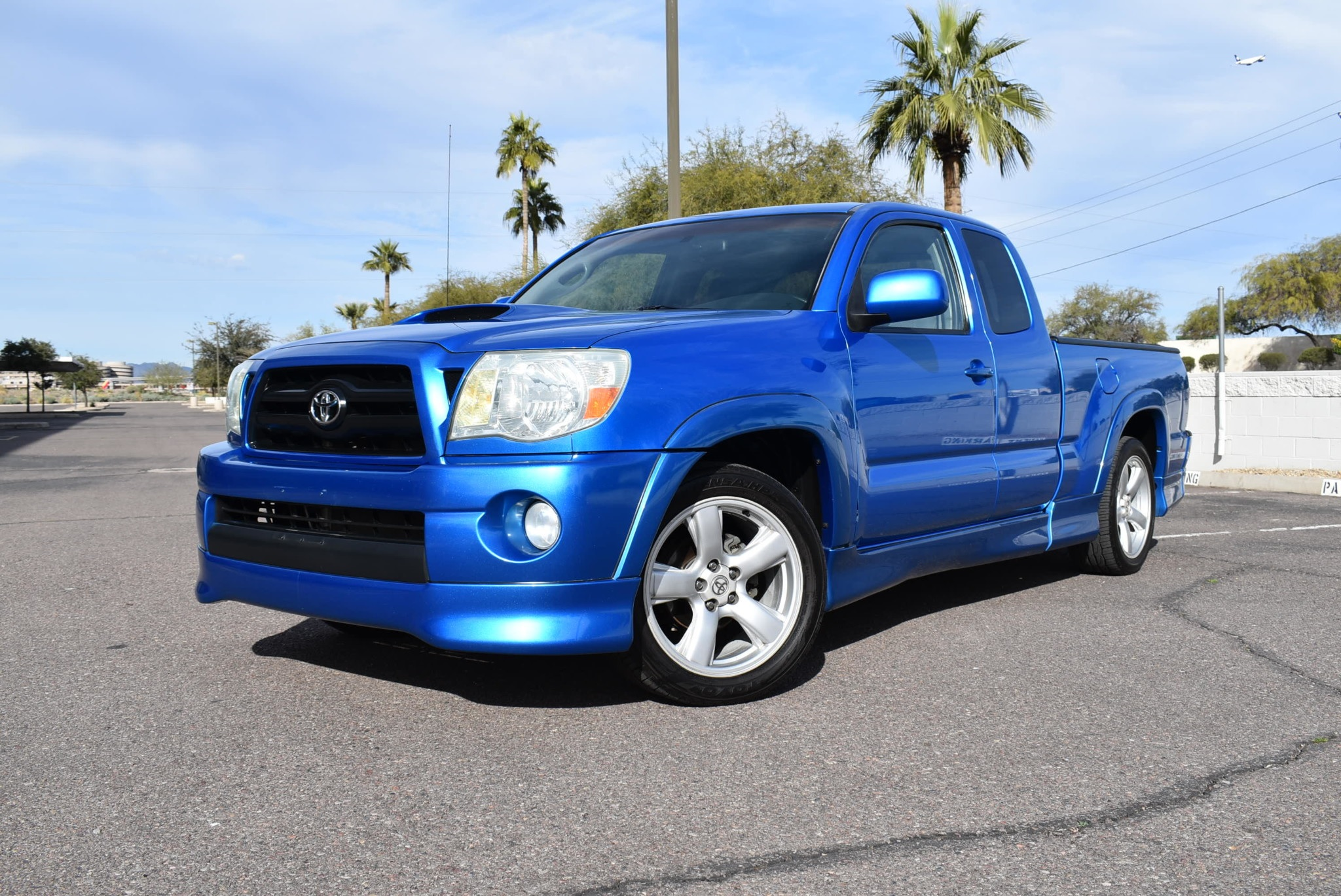 The Toyota Tacoma X Runner Was A Japanese Ford Lightning That Could Handle