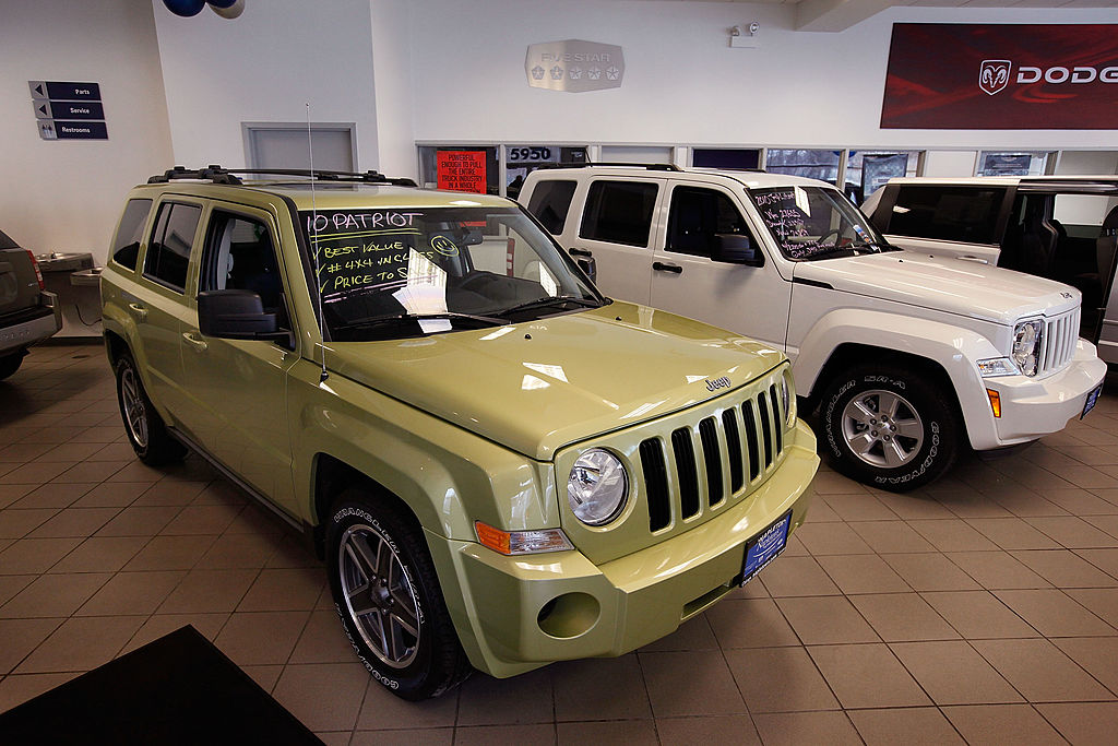 consider a 2010 commander if you need an affordable used jeep