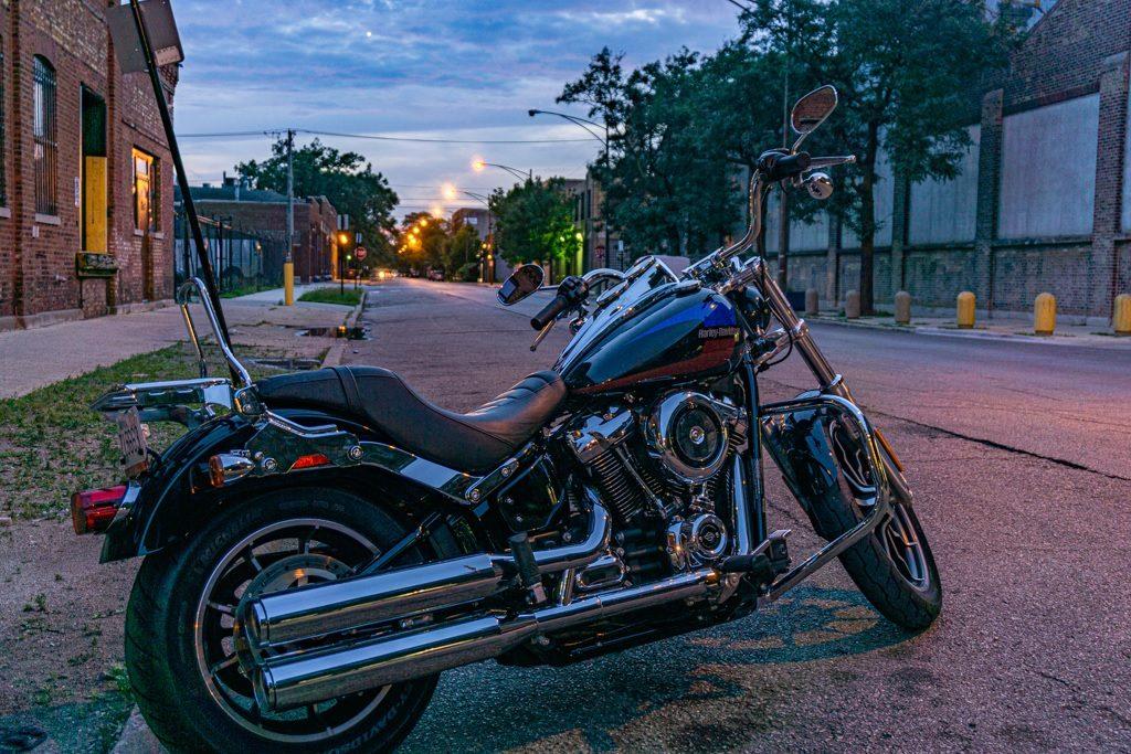 2019 Harley-Davidson Low-Rider