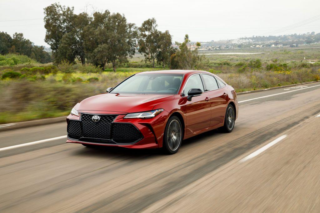 2019 Toyota Avalon TRD