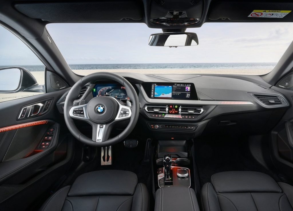 2020 BMW 2-Series Gran Coupe interior