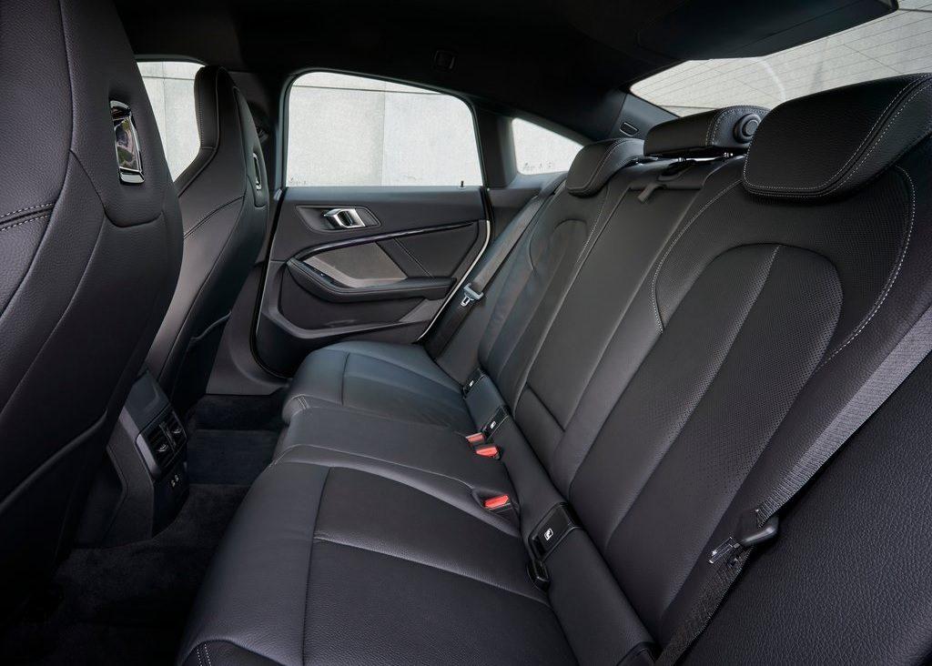 2020 BMW M235i xDrive Gran Coupe rear seats
