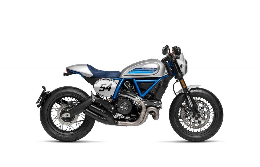 2020 Ducati Scrambler Café Racer