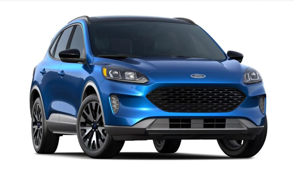 2020 Ford Escape Hybrid SE