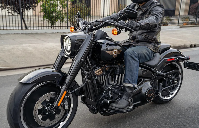 2020 Harley-Davidson Fat Boy 114