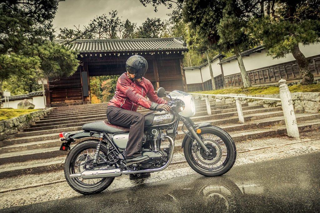 2020 Kawasaki W800 Café