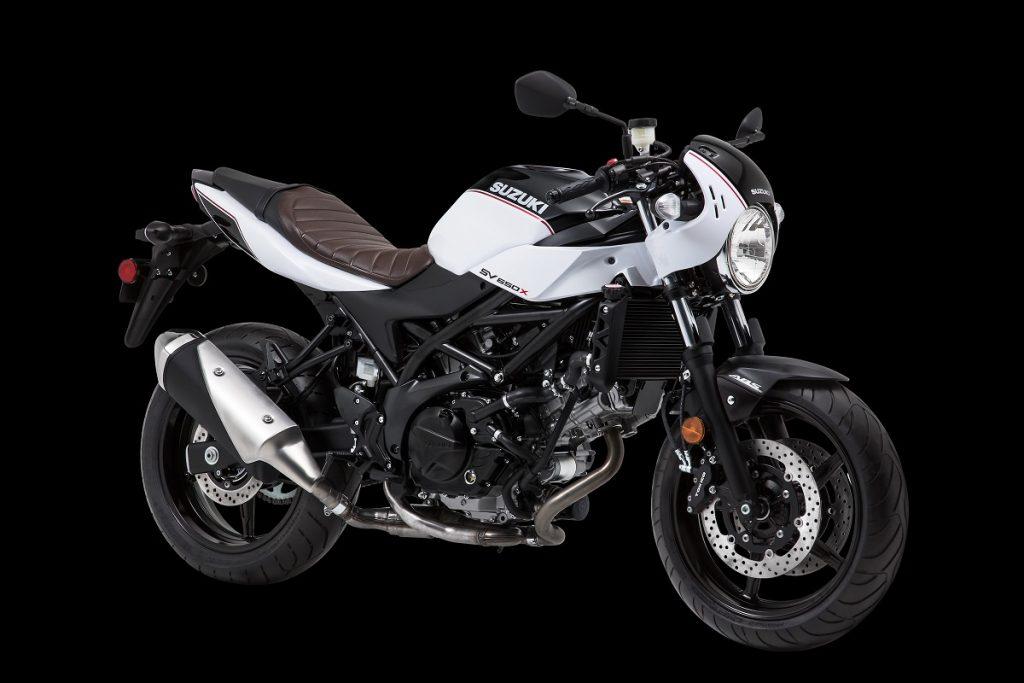 2020 Suzuki SV650X side