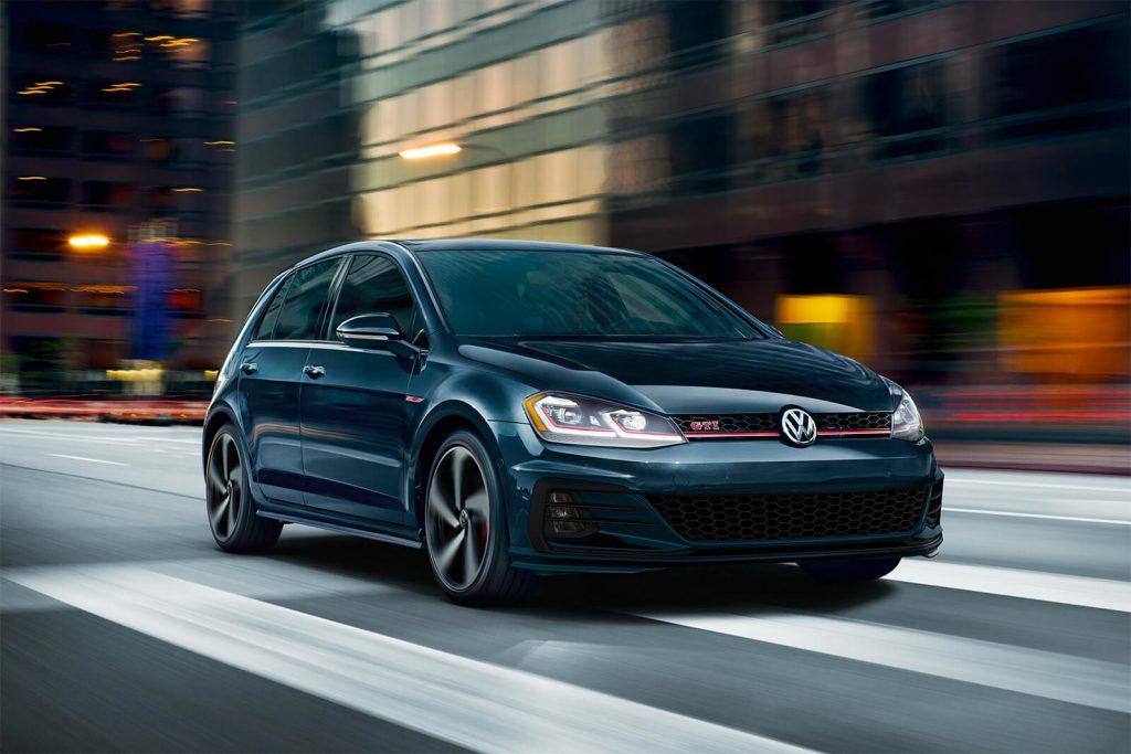 2020 Volkswagen GTI Autobahn Edition