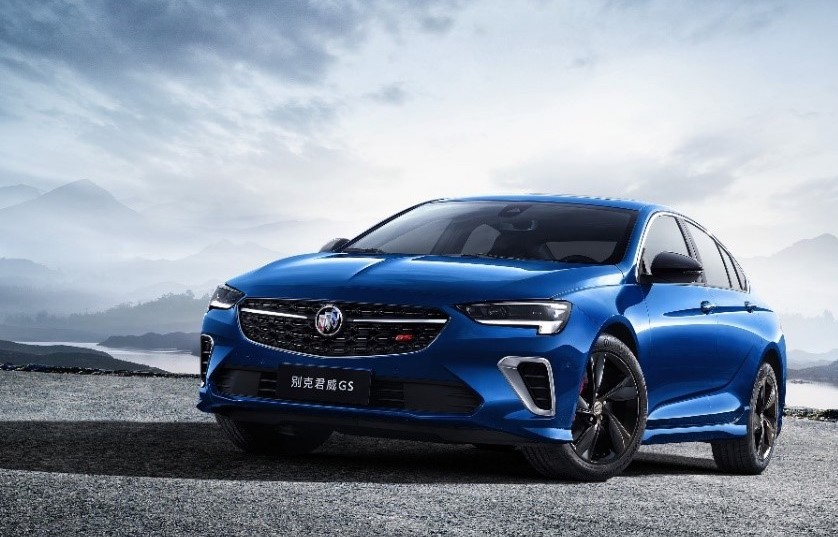 2021 Buick Regal GS | GM
