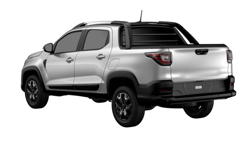 2021 Fiat Strada pickup | FCA-