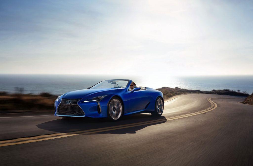 2021 Lexus LC 500 | Lexus-