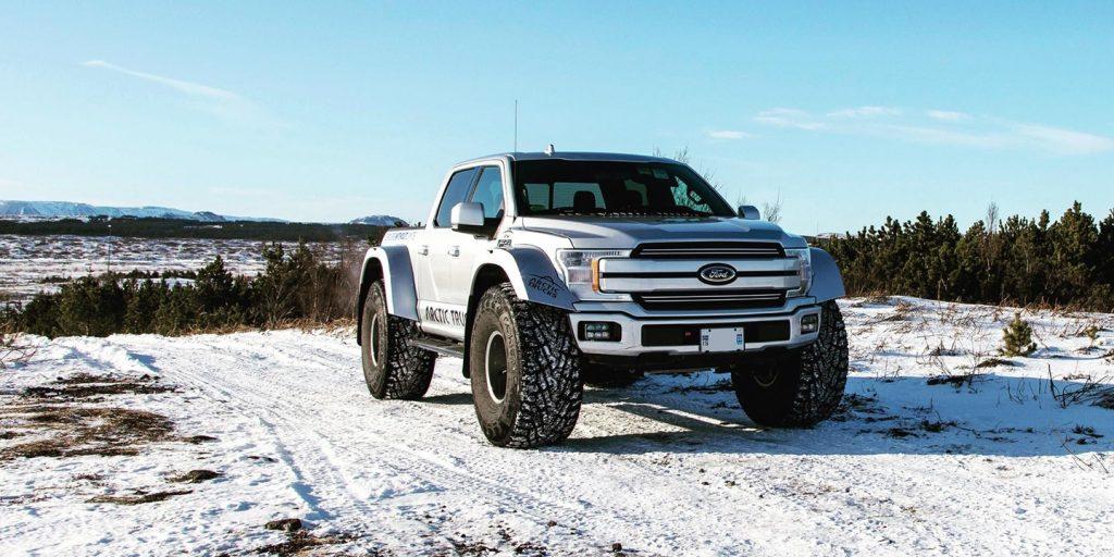 Arctic Trucks Ford F-150 AT44