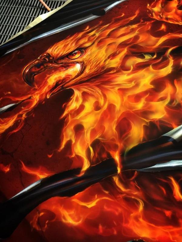 Custom Flame Work