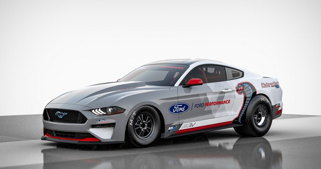Ford Mustang Electric Cobra Jet 1400