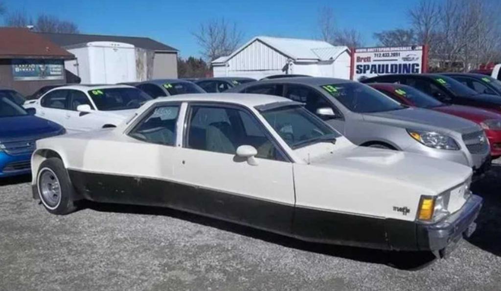 Freak Show Friday three-wheel Chevy Citation | Spaulding Motors-