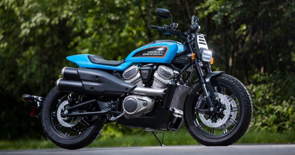 Harley-Davidson flat-tracker bike concept