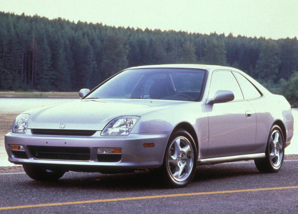 2000 silver honda prelude