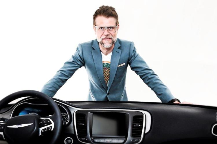 Klaus Busse - VP of Interior Design for FCA 2015 | FCA