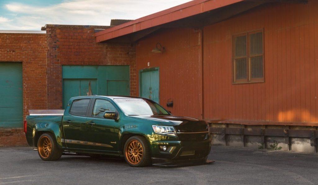 Mallett Chevy Colorado Sport Truck | Mallett-
