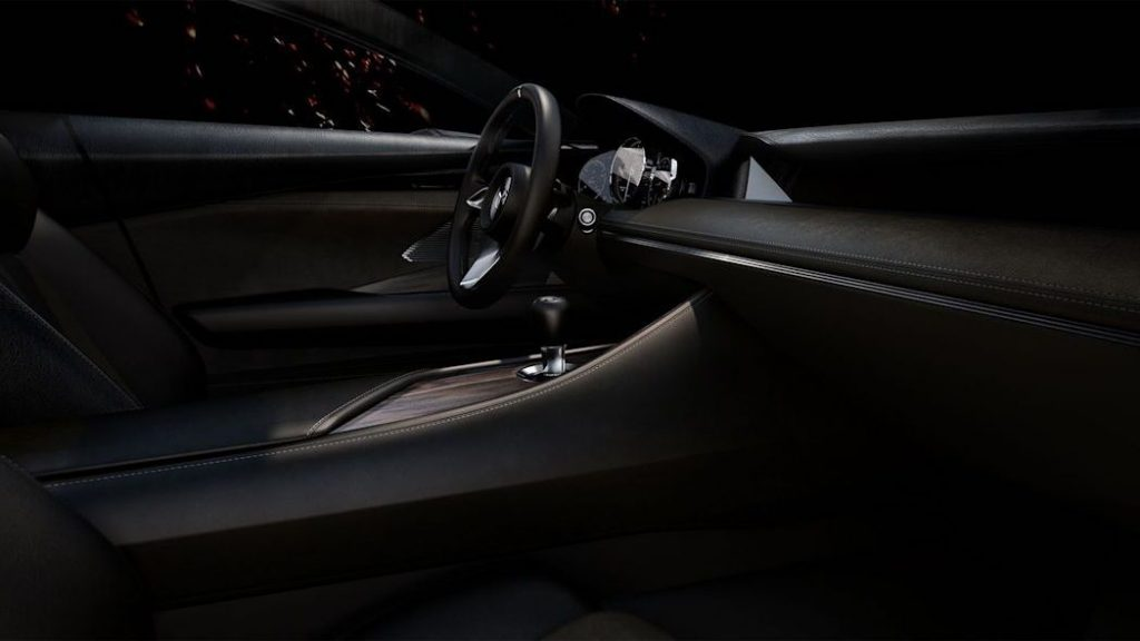 Mazda Vision Coupe sedan concept | Mazda-