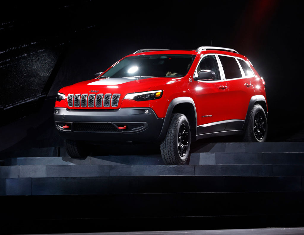 The 2019 Jeep Cherokee Is Receiving Some Alarming Complaints From Owners