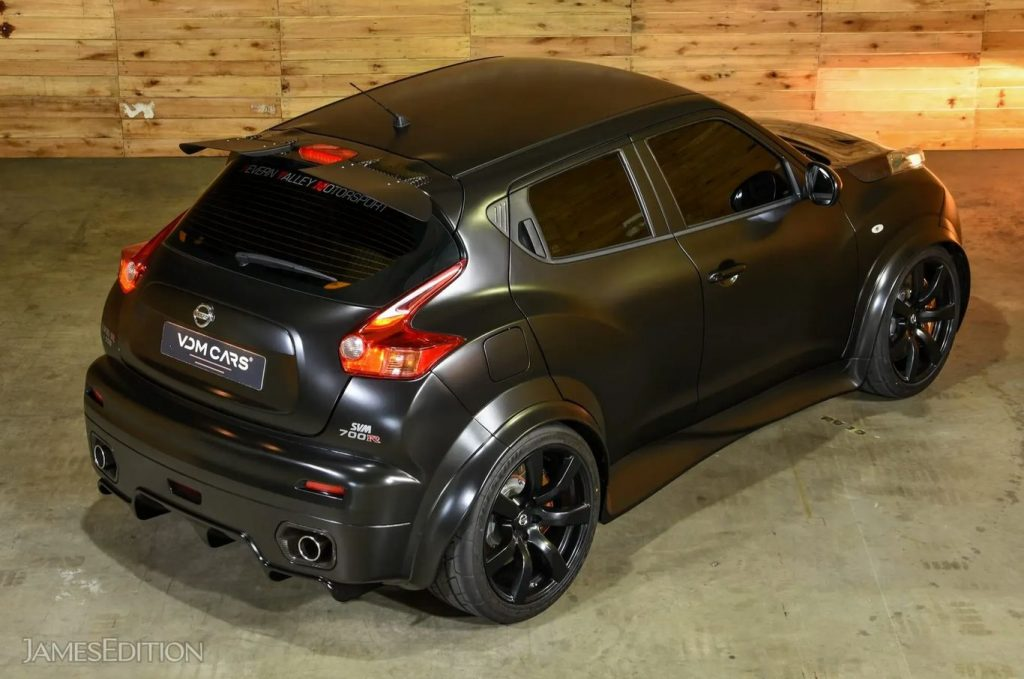 Nissan Juke-R | James Edition-
