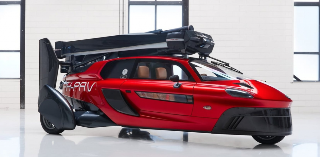 Pal-V Liberty flying car aerocar | Pal-V-