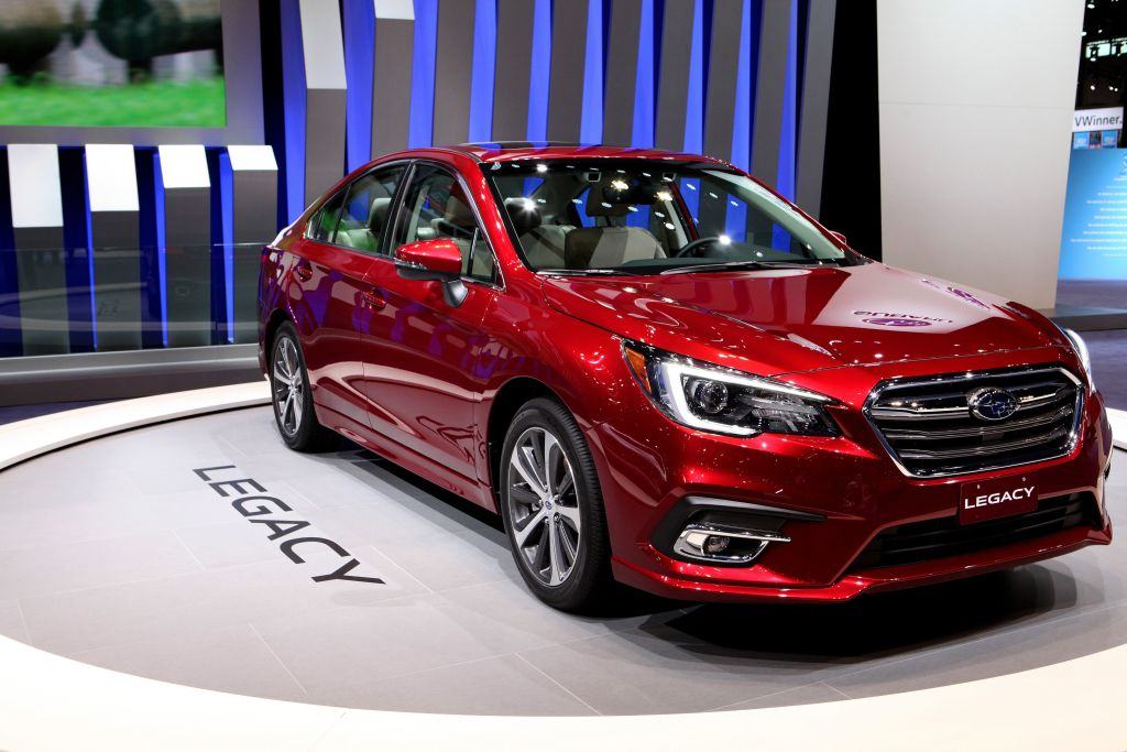 How Reliable Is The 2020 Subaru Legacy