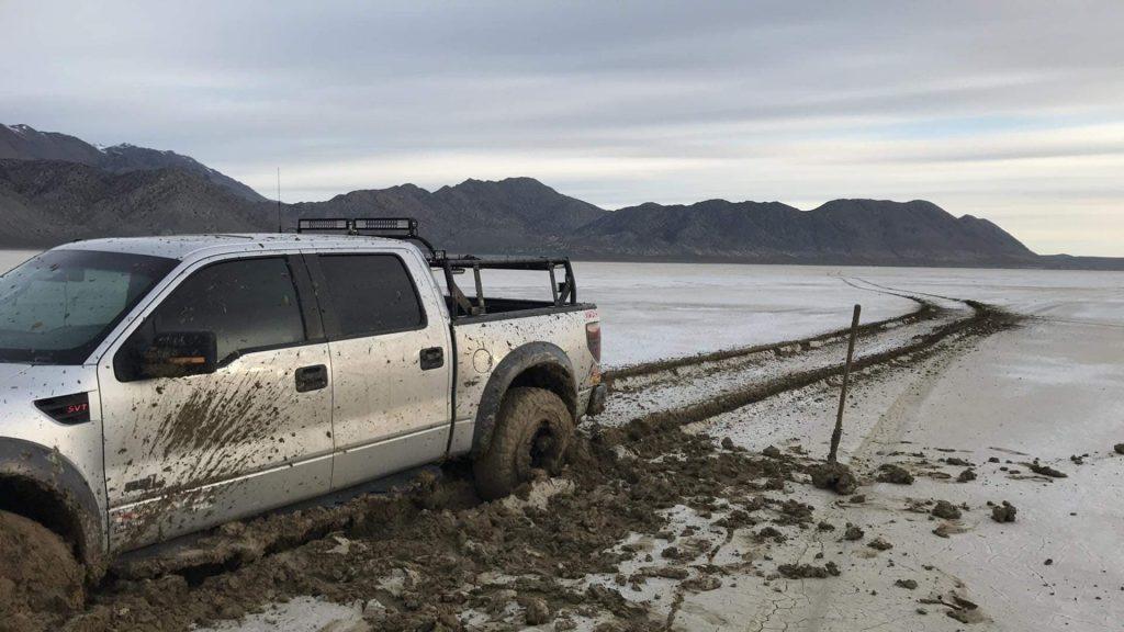 Tacoma rescue Black Rock desert | Jeffery Hannah-