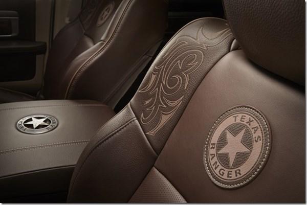 Ram 1500 Texas Ranger Concept Interior | FCA