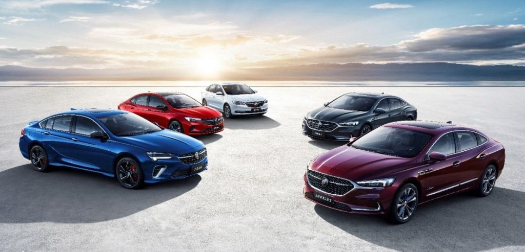 The 2021 cars of Buick in China | GM