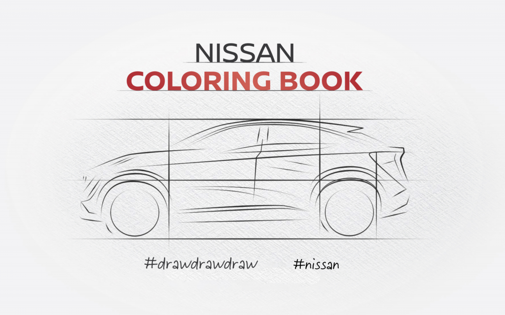 More Coloring Books For Car Enthusiasts
