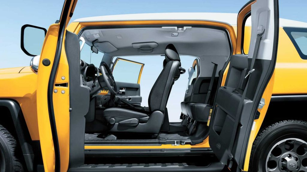 2014 Toyota FJ Cruiser | Toyota