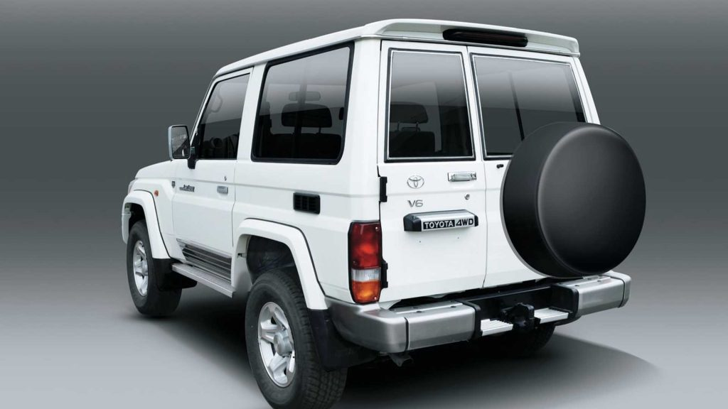 2020 Toyota Land Cruiser 70 | Toyota