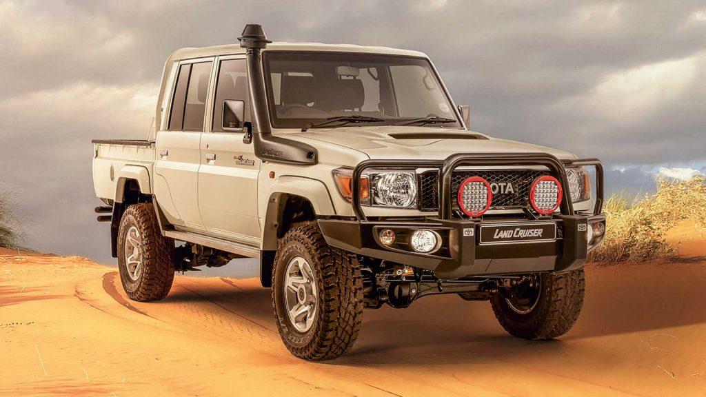 2020 Toyota Namib | Toyota