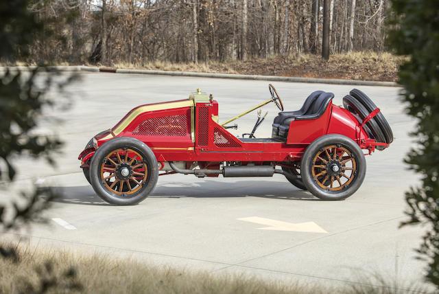 1907 Renault Type AI Vanderbilt Racer